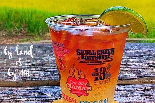 skull creek specialty drink